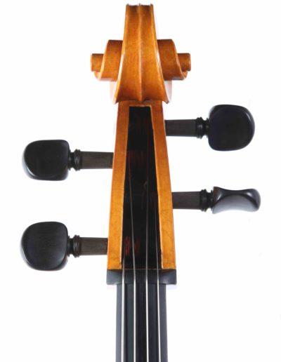 Stefan Neureiter Liutaio in Verona - Cello costruito nel 2020 su modello personale1