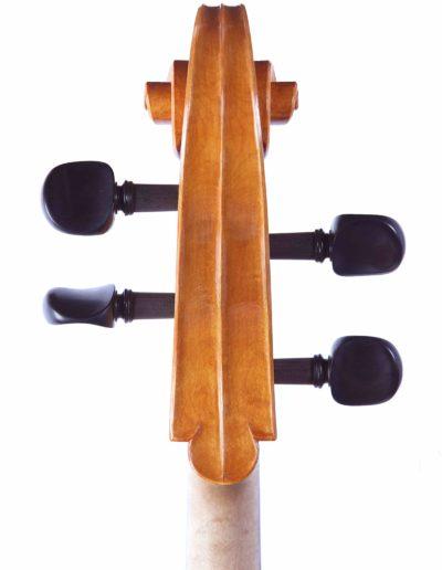 Stefan Neureiter Liutaio in Verona - Cello costruito nel 2020 su modello personale2