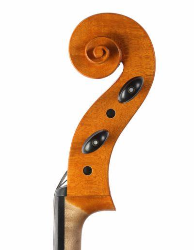 Stefan Neureiter Liutaio in Verona - Cello costruito nel 2020 su modello personale3