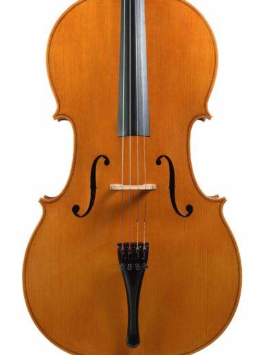Stefan Neureiter Liutaio in Verona - Cello costruito nel 2020 su modello personale5