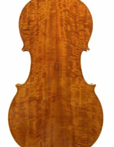 Stefan Neureiter Liutaio in Verona - Cello costruito nel 2020 su modello personale6