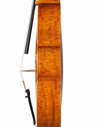 Stefan Neureiter Liutaio in Verona - Cello costruito nel 2020 su modello personale7
