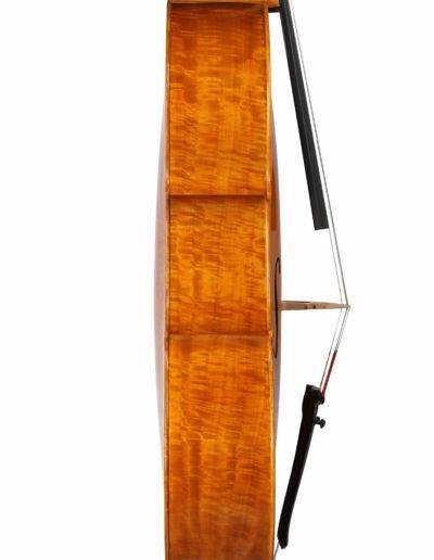 Stefan Neureiter Liutaio in Verona - Cello costruito nel 2020 su modello personale8