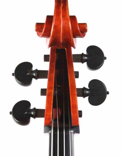 Stefan Neureiter Liutaio in Verona - Cello costruito nel 2015 su modello personale1