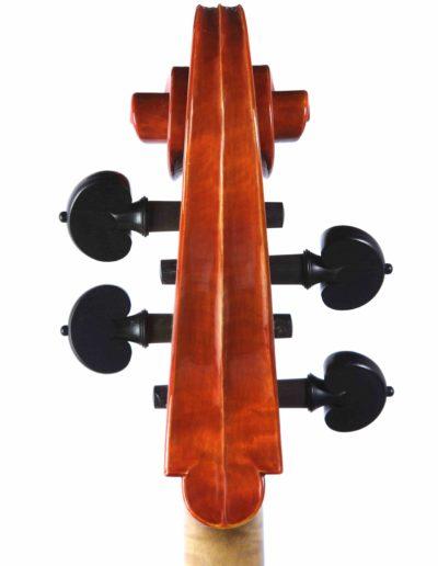Stefan Neureiter Liutaio in Verona - Cello costruito nel 2015 su modello personale2