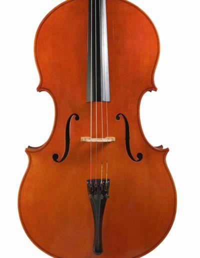 Stefan Neureiter Liutaio in Verona - Cello costruito nel 2015 su modello personale5