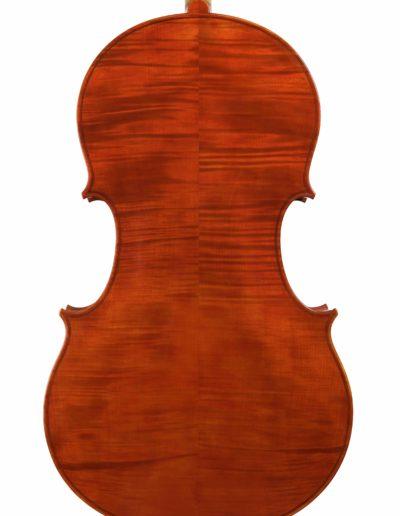 Stefan Neureiter Liutaio in Verona - Cello costruito nel 2015 su modello personale6