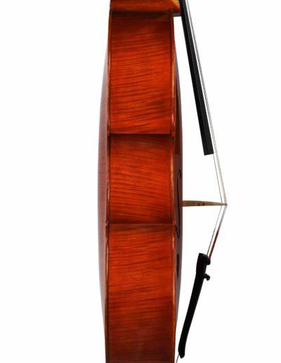 Stefan Neureiter Liutaio in Verona - Cello costruito nel 2015 su modello personale7